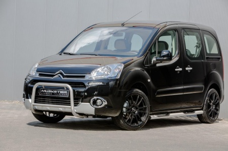 Tuning citroen berlingo